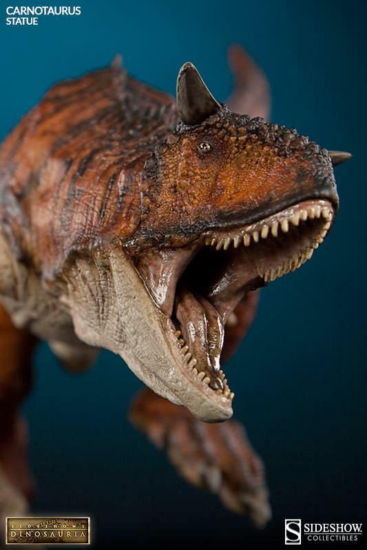 Estatua-DInossauro-Carnotauros-Sideshow-Dinosauria-06