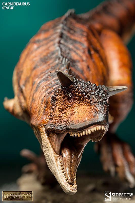 Estatua-DInossauro-Carnotauros-Sideshow-Dinosauria-07