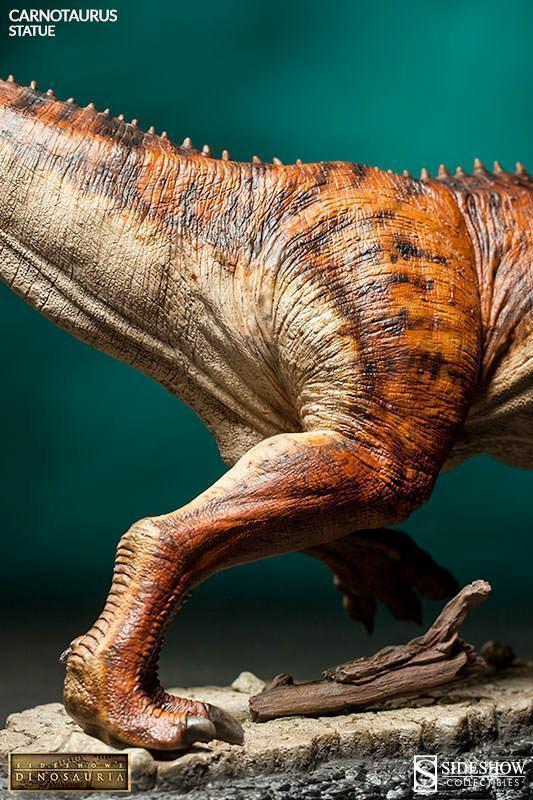 Estatua-DInossauro-Carnotauros-Sideshow-Dinosauria-09