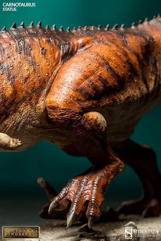 Estatua-DInossauro-Carnotauros-Sideshow-Dinosauria-10