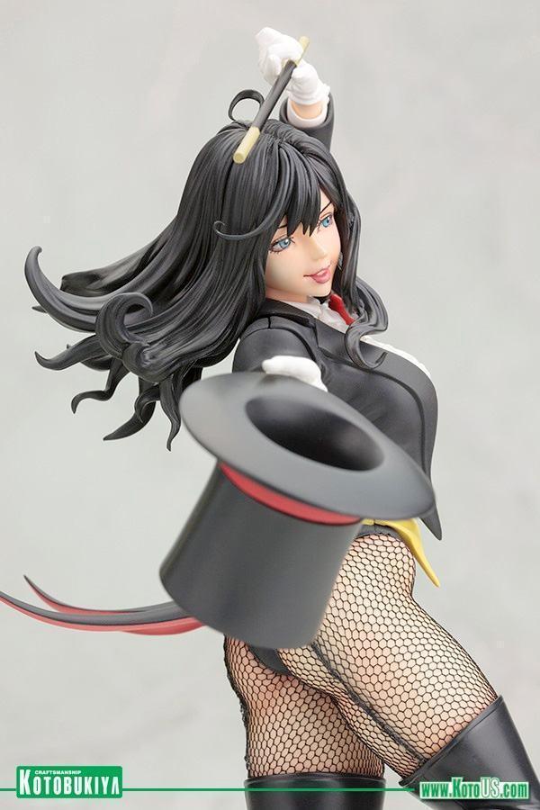 Estatua-Zatanna-Bishoujo-06