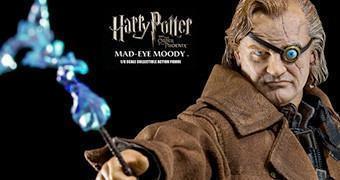 Olho-Tonto Moody (Brendan Gleeson) Action Figure Perfeita Star Ace Harry Potter e a Ordem da Fênix