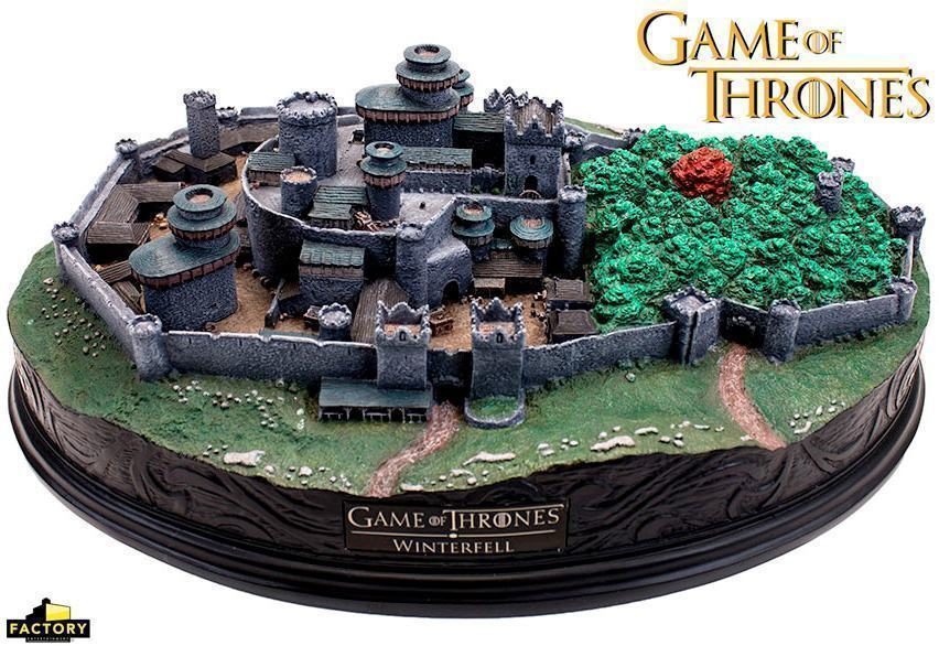 Maquete-Game-of-Thrones-Winterfell-Desktop-Statue-01