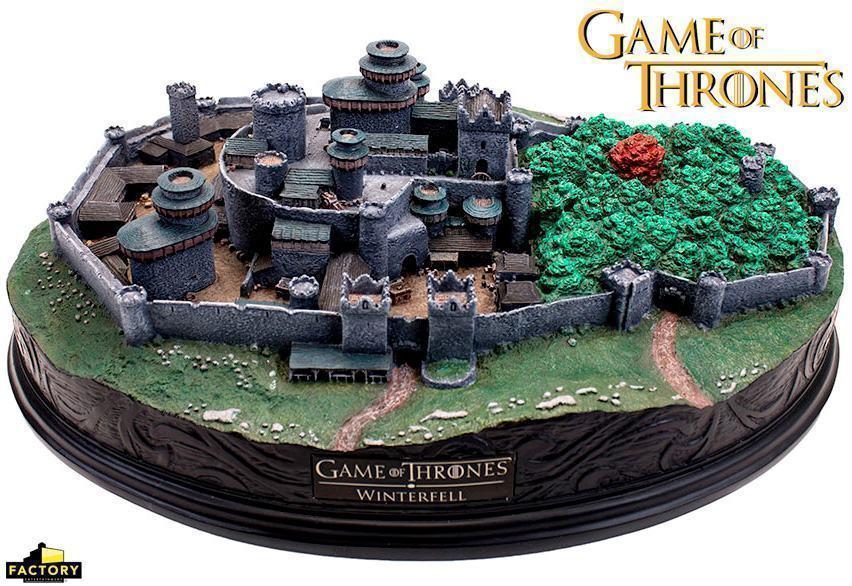 Maquete-Game-of-Thrones-Winterfell-Desktop-Statue-01