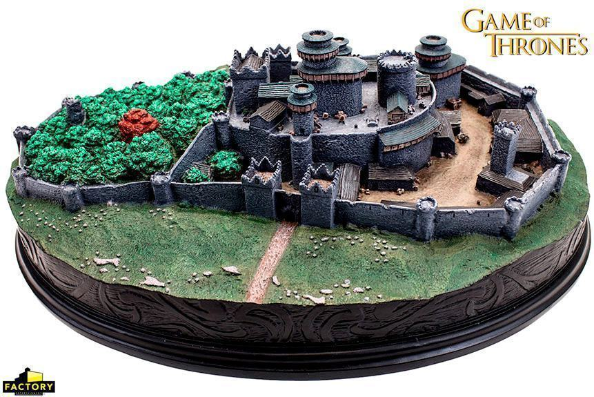 Maquete-Game-of-Thrones-Winterfell-Desktop-Statue-02