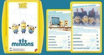 Super Trunfo Minions