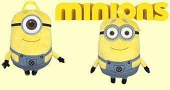 Mochilas Minions!
