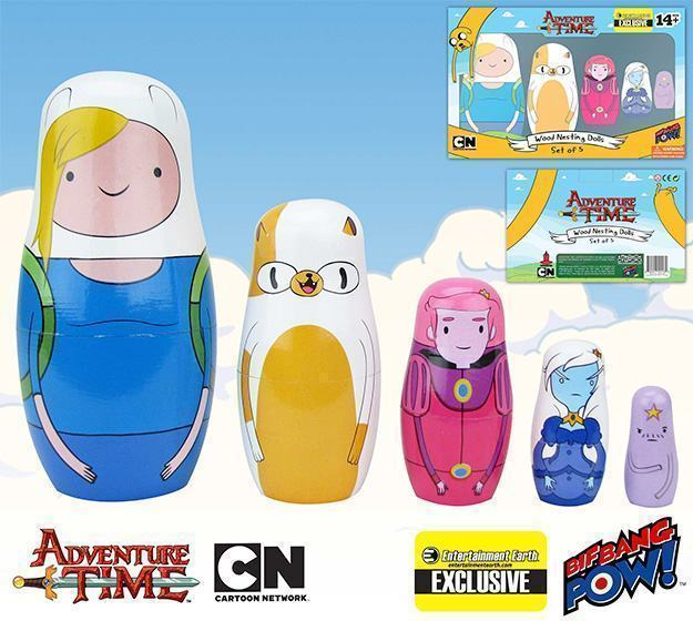 Adveture-Time-Wood-Nesting-Dolls-Fionna-e-Cake-01a