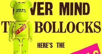 Boneco Sex Pistols Be@rbrick do Álbum Never Mind the Bollocks, Here's the Sex Pistols