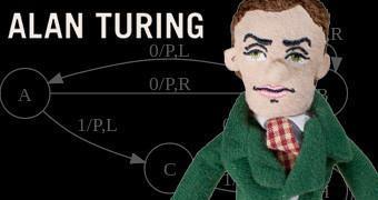 Dedoche do Matemático Alan Turing