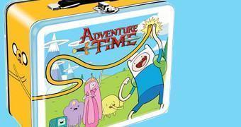 Lancheira Hora de Aventura: Adventure Time Lunch Box