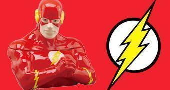 Pote de Cookies The Flash