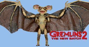 Gremlin Morcego – Action Figure Neca Gremlins 2: A Nova Geração