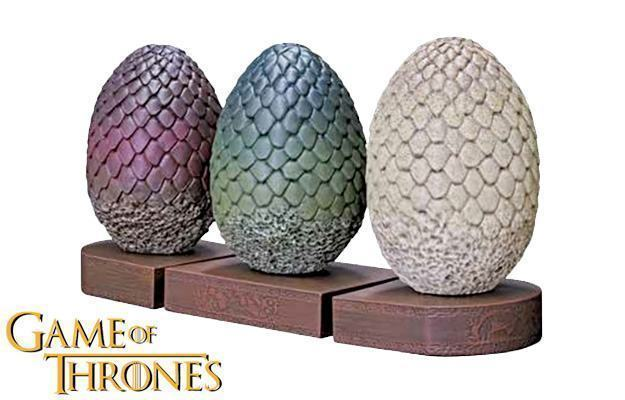 Apoio-de-Livros-Game-of-Thrones-Dragon-Eggs-Bookends-02