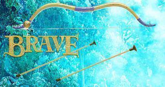 Arco e Flecha da Princesa Merida no Filme Valente (Pixar)