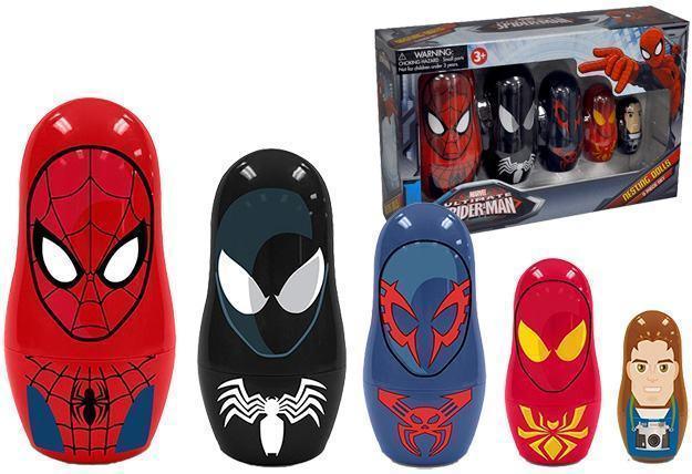 Bonecas-Russas-Spider-Man-Nesting-Dolls-01
