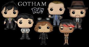 Bonecos Funko Pop! da Série Gotham