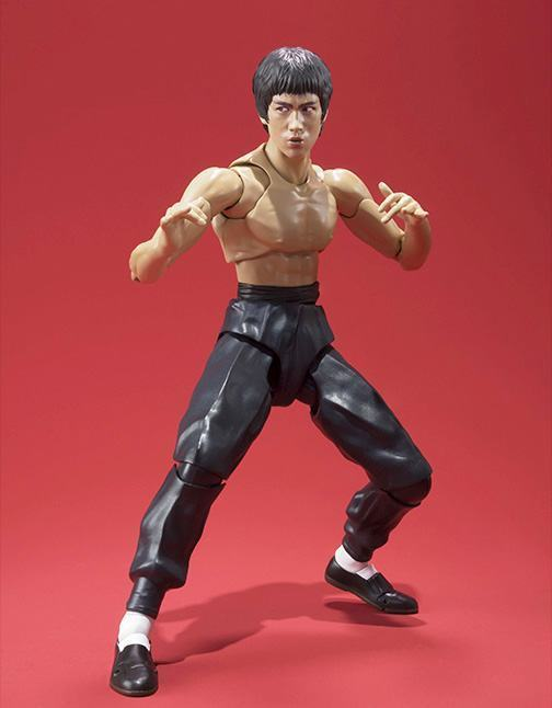Bruce-Lee-Action-Figure-SH-Figuarts-05