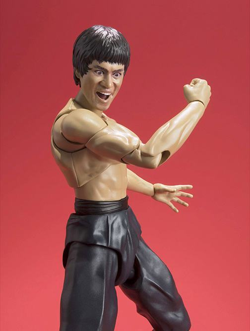 Bruce-Lee-Action-Figure-SH-Figuarts-07