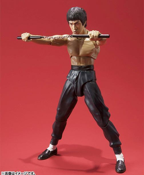 Bruce-Lee-Action-Figure-SH-Figuarts-08