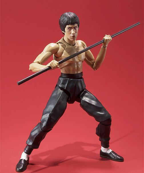 Bruce-Lee-Action-Figure-SH-Figuarts-09