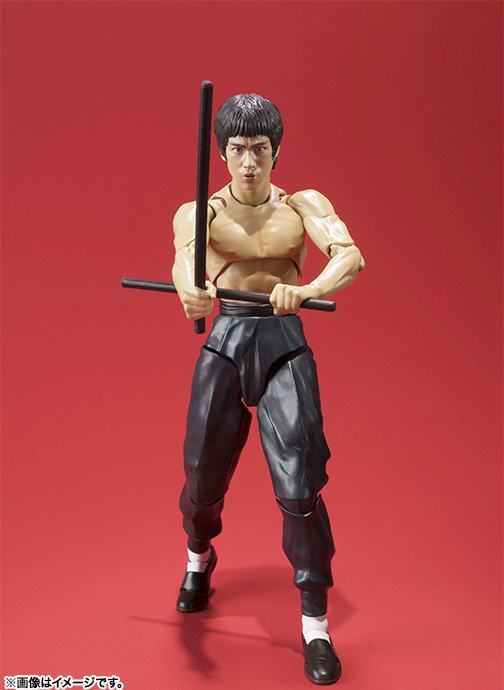 Bruce-Lee-Action-Figure-SH-Figuarts-10