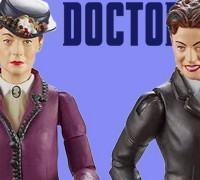 """Action Figures 5.5"""" Doctor Who: Missy, a Time Lady de Michelle Gomez"""