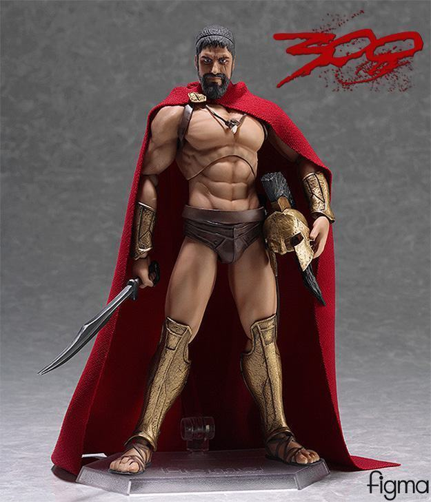 Action-Figure-Figma-300-Leonidas-01