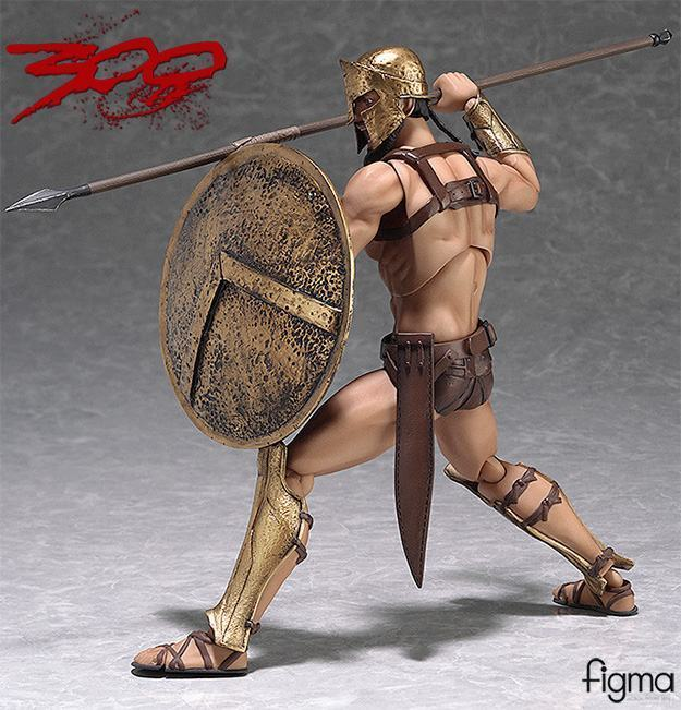 Action-Figure-Figma-300-Leonidas-04