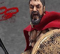 Action Figure Figma Rei Leonidas de Esparta (300)