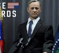Action Figure House of Cards 1:6 Kevin Spacey como Francis Underwood