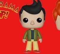 Bonecos Pop! Futurama Universo Alternativo (NYCC15)