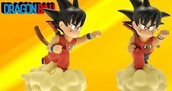 Cofre Dragon Ball Goku
