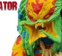 Cofre Predator Visão Térmica Sem Máscara