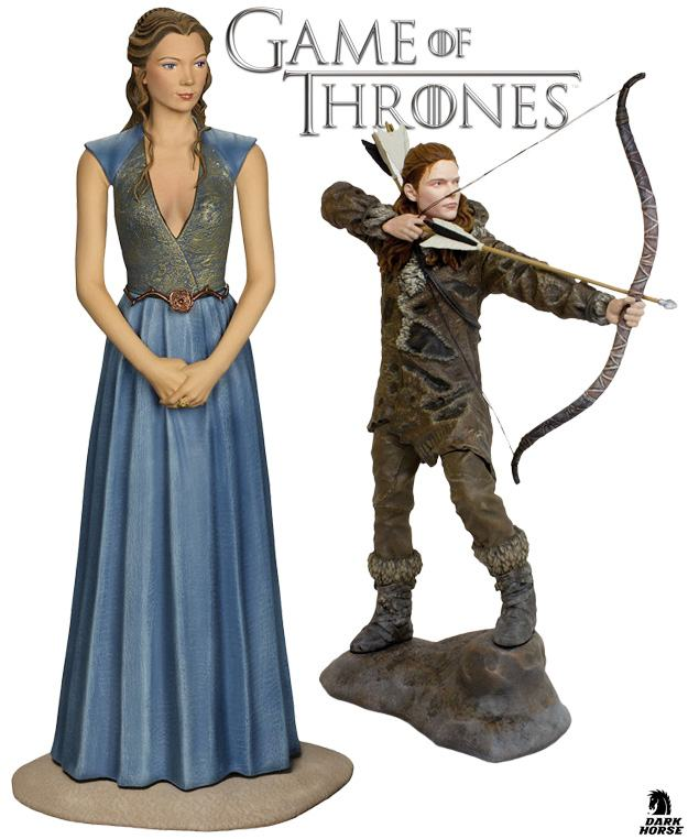 Dark-Horse-Game-of-Thrones-Figurine-Margaery-e-Ygritte-01