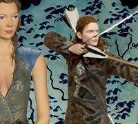 Figuras Dark Horse Game of Thrones: Margaery Tyrell e Ygritte