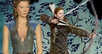 Figuras Dark Horse Game of Thrones: Margaery Tyrell e Ygritte