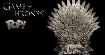 Game of Thrones: Iron Throne Pop! (Trono de Ferro)