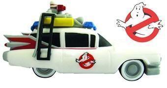 Ghostbusters Ectomobile Ecto-1 TITANS Mini