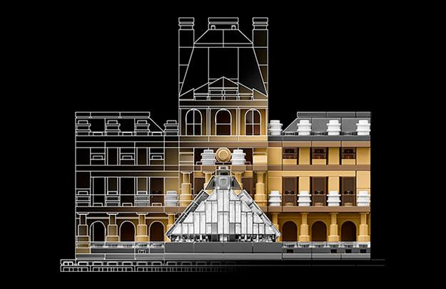 LEGO-Architecture-Museu-do-Louvre-04