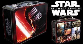 Lancheira Star Wars: O Despertar da Força