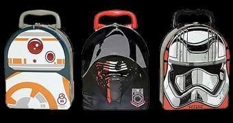Trio de Lancheiras Star Wars: O Despertar da Força – BB-8, Kylo Ren e Stormtrooper