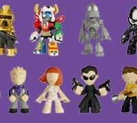 Sci-Fi Mystery Minis Série 2 – Mini-Figuras Funko (Blind-Box)