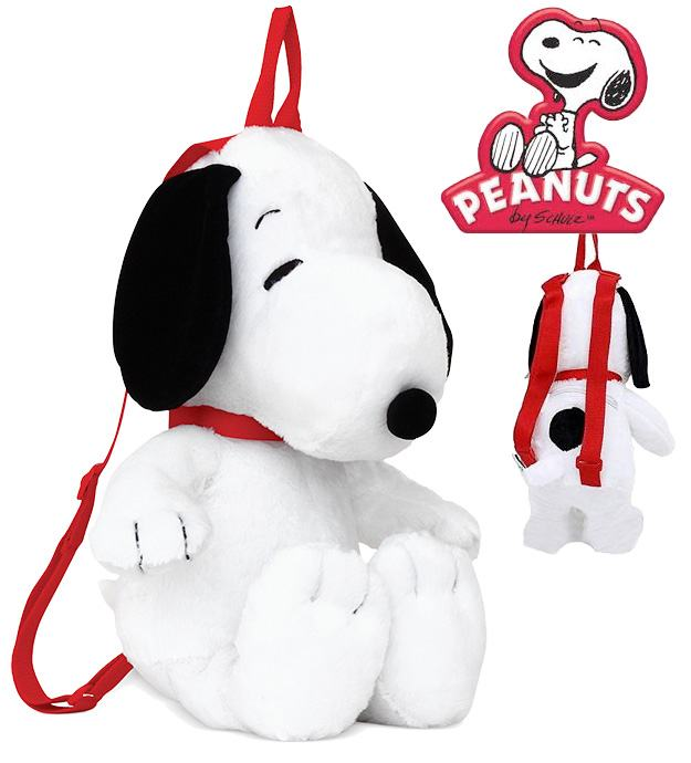 Mochila-Pelucia-Peanuts-Snoopy-Plush-Backpack-01