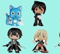 Mystery Minis Best of Anime – Mini-Figuras Funko Blind-Box