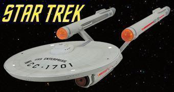 Star Trek 49 Anos: Enterprise NCC-1701 HD Edition