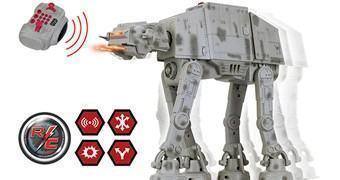 AT-AT U-Command com Controle Remoto – Star Wars: O Despertar da Força