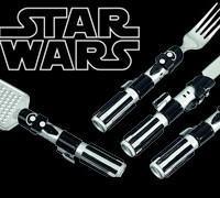Talheres Star Wars: Darth Vader Lightsaber