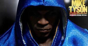 Action Figure Perfeita Mike Tyson 1:6 – Campeão Olímpico Júnior