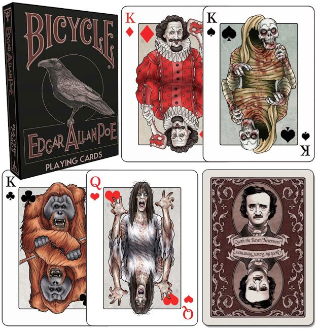 Baralho-Bicycle-Edgar-Allan-Poe-Playing-Cards-01
